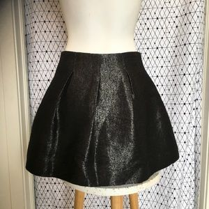 THEORY Liddy Mini Skirt